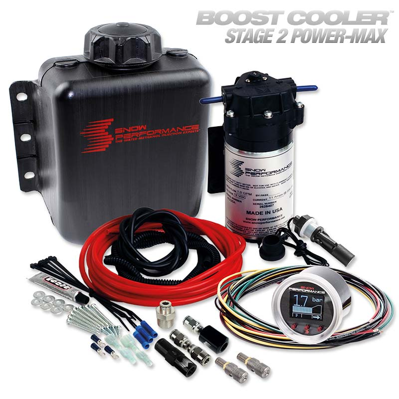 Snow Performance Stage 2 Power Max WMI Kit for Turbo Engine